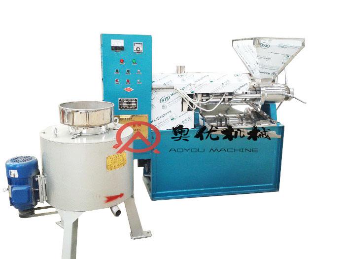 奥优粮油机械抓学习强技能提升舞阳新型榨油机产品品质