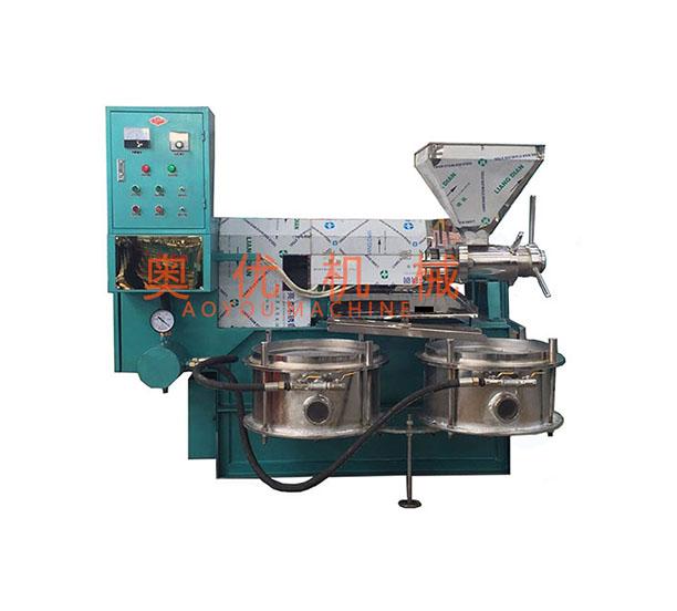 息县胡麻榨油加工处理螺旋榨油机这家的价格有优势